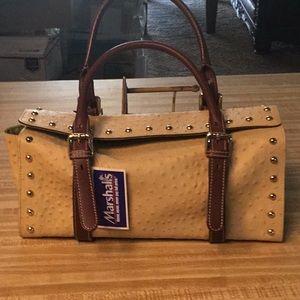 e6a43ae82176 Women Italian Ostrich Leather Handbags on Poshmark